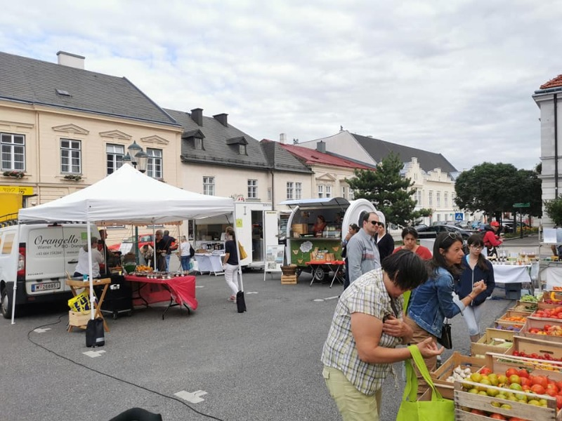 Wochenmarkt Perchtoldsdorf News
