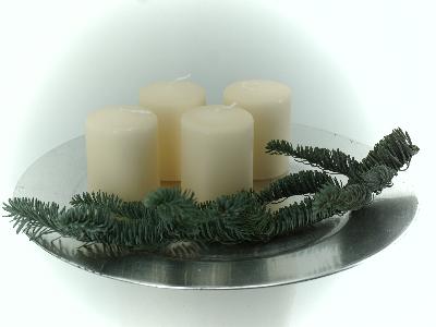 Stumpen Kerzen